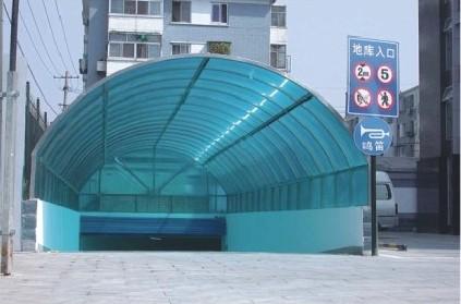 阳光板的保存方法